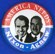 Presidential Campaign:1972 Print by Granger