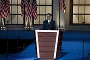 Presidential Candidate Barack Obama Print by Everett
