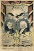 Ajgroup Prints - Presidential Election Of 1844. James Print by Everett