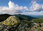 Hike Prints - Presidential Range - White Mountains New Hampshire Print by Erin Paul Donovan