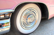 Pink Cadillac Prints - Pretty In Pink Print by Anthony Wilkening
