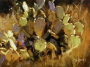 David Simons Art - Prickly Pear by David Simons