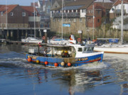 River Esk Prints - Pride and Joy - WY 218 at Whitby Print by Rod Johnson