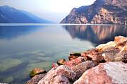 Martina Fagan - Prime ore del mattino sul Lago di Garda