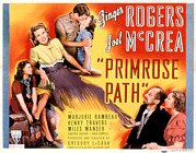 Posth Photos - Primrose Path, Ginger Rogers, Joel by Everett