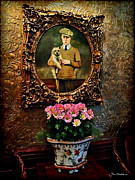 King George V Framed Prints - Prince of Wales Hotel Niagara Framed Print by Joan  Minchak