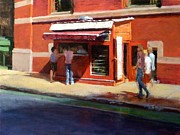 Peter Salwen - Prince Street Coffee