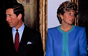 Princess Diana Posters - Princesslady Diana Spencer, With Prince Poster by Everett