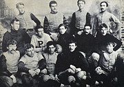Nephew Prints - Princeton Football, 1890 Print by Granger