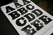 Manufacturing Photos - Printed Posters by Tobias Titz