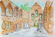 Vic Delnore - Priory at Beauly