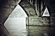 Bridge Prints Prints - Prism Of Sail Print by Jerry Cordeiro