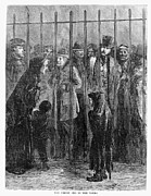 Punishment Prints - Prison: The Tombs, 1871 Print by Granger