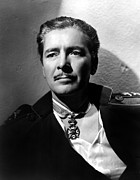 Mustache Posters - Prisoner Of Zenda, The, Ronald Colman Poster by Everett