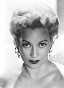 1950s Portraits Posters - Private Secretary, Ann Sothern Poster by Everett