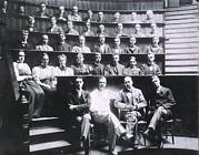 Professors Harvey Cushing, Howard Print by Everett
