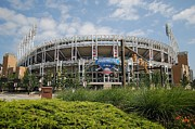 Cooperstown Photos - Progressive Field by Robert Harmon