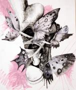 Project Set Me Free Print by Beka Burns