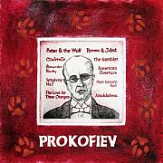 Russian Posters - Prokofiev Poster by Paul Helm
