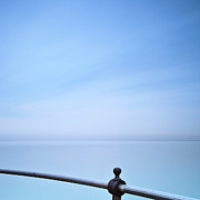 Railing Prints - Promenade Print by Andy Farrer Photography