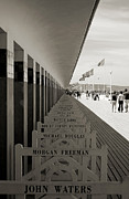 Deauville Photos - Promenade des Planches by RicardMN Photography