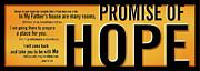 Promise Of Hope Print by Shevon Johnson