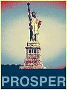 Prosper Framed Prints - Proper Framed Print by Marvin Blatt
