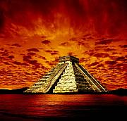 Mexico Art - Prophecy by Photodream Art