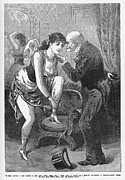 Prostitution Prints - PROSTITUTION, c1880 Print by Granger