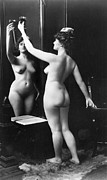 Bordello Art - PROSTITUTION, c1900 by Granger