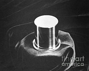 Kilogram Prints - Prototype Kilogram No. 20 Print by National Bureau of Standards