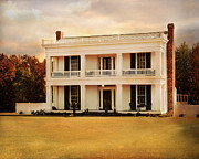Autumn Landscape Art - Providence House by Jai Johnson
