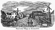 1839 Photos - Provincetown, 1839 by Granger