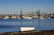 Macmillan Framed Prints - Provincetown Harbor Framed Print by John Greim
