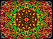 Trippy Art - Psych by Robert Orinski