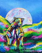 Lori Miller - Psychedelic Bear
