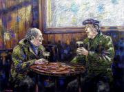 Pub Parlance Print by John  Nolan