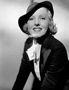 Public Hero 1, Jean Arthur, 1935 Print by Everett