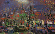 Supermarket Originals - Publix in the Evening by Donald Maier