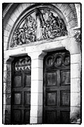 Old Christ Church Prints - Puerta de Cristo Print by John Rizzuto