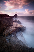 Beach Photo Posters - Pulpit Rock Poster by Nina Papiorek