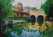 Mandy Thomas - Pultney Bridge Bath...
