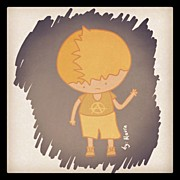 Maura Aranda - Punk Kid Reloaded #doodle