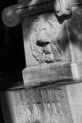 Lafayette Prints - Purdue Lion Fountain Print by Coby Cooper
