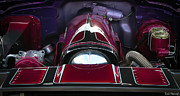 Erik Hovind - Purple and Red Engine Bay