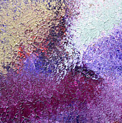 Calm Reliefs - Purple Calm by Inder Sethi
