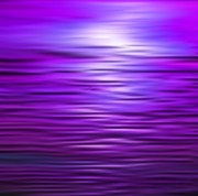 Purple Haze Paintings - Purple Haze by Karen Conine
