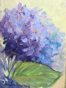 Barbara Haviland - Purple Hydrangea