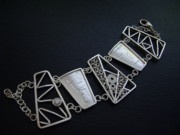Hand Made Jewelry - Pyramid 1 by Atelje Borej