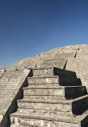 Archaeological Photos - Pyramid of the Moon by Gloria & Richard Maschmeyer - Printscapes